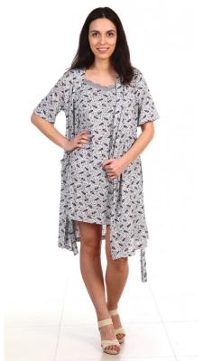 Ночная сорочка-комплект Джули