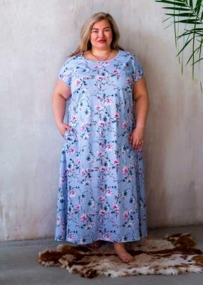 Платье Альпина