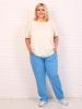 Женские летние брюки большого размера  Майами 5 Размер 62 64 66 68 70 72 74 76