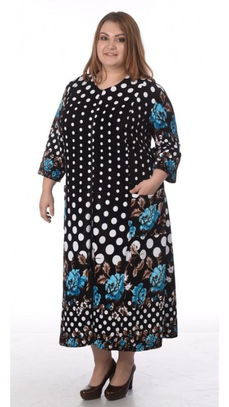 2bfdbcdc1a6 Женский велюровый халат на молнии с длинным рукавом черный белый синий  Размер 60 62 64 66 ...