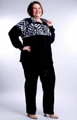 Велюровый костюм Солярис