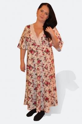 Длинная ночная сорочка Мурано