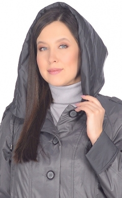 Куртка на пуговицах Людмила