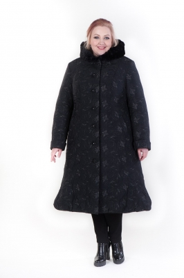 Пальто зимнее  Лола