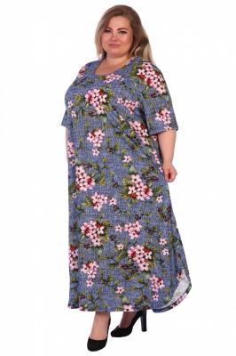 Платье большого размера 62 64 66 68 70 72 74